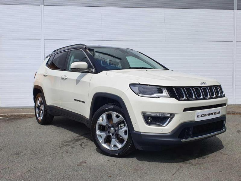 Used Jeep Compass 2021 in Wicklow