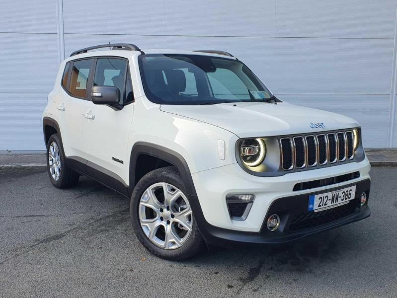 Used Jeep Renegade 2021 in Wicklow