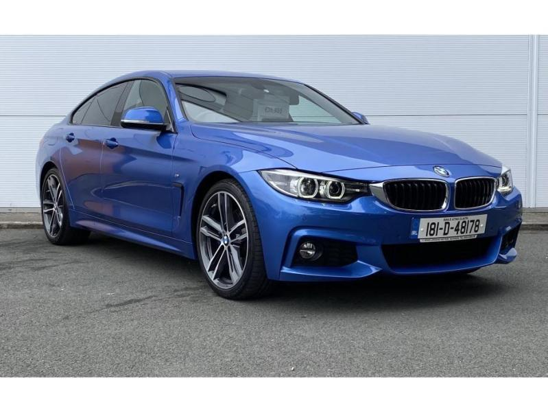 Used BMW 4 Series 2018 in Wicklow
