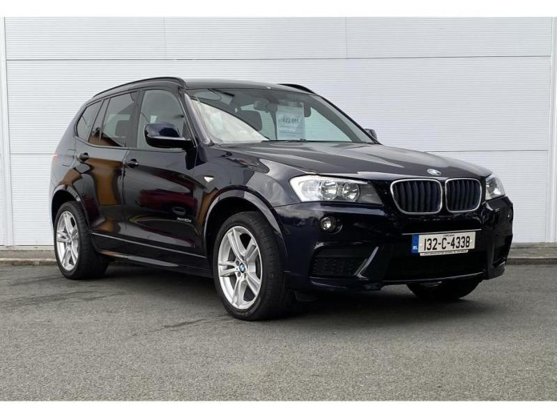 Used BMW X3 2013 in Wicklow
