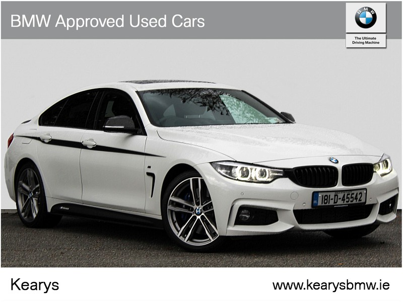 used cars 2018 bmw 4 series 440i m sport gran coupe near castleview