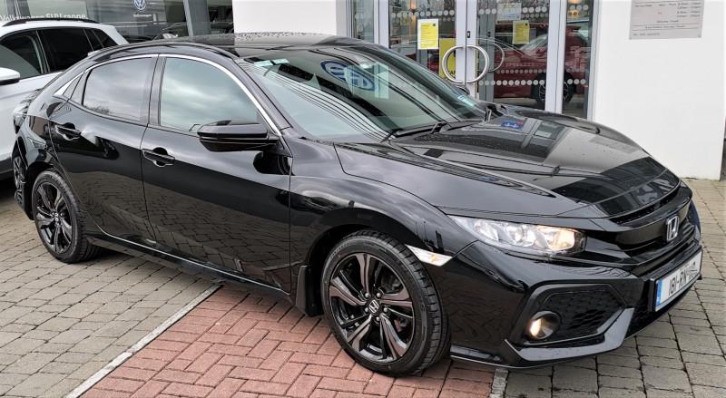 Used Honda Civic 2018 in Roscommon
