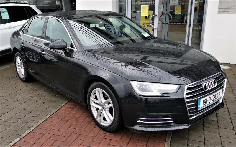 Used Audi A4 2018 in Roscommon