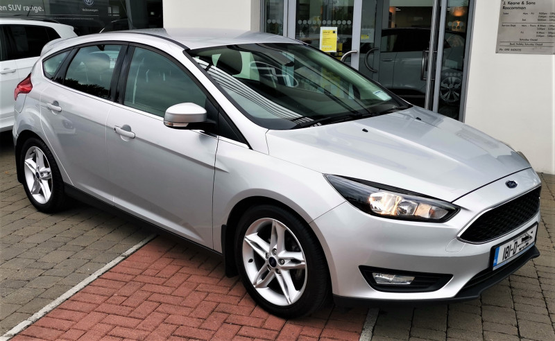 Used Ford Focus 2018 in Roscommon