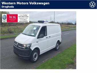 Volkswagen Transporter LWB FRIDGE TWIN SLIDING DOOR