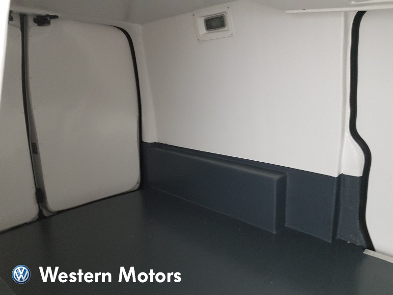 Volkswagen Caddy MAXI WITH FRIDGE FITTED