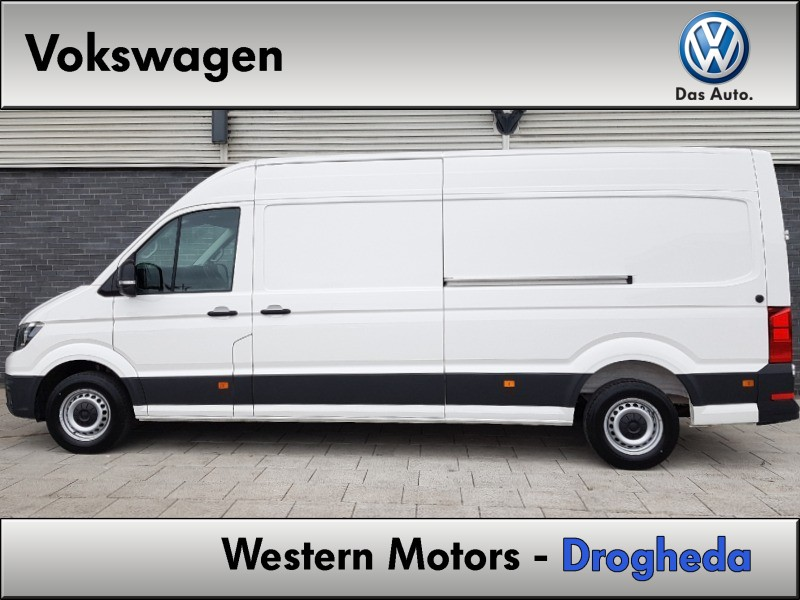 Volkswagen Crafter ORDER FOR NEW YEAR LWB TREND 140HP