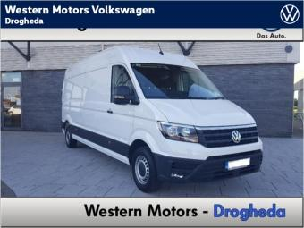 Volkswagen Crafter 140 HP TRENDLINE IN STOCK