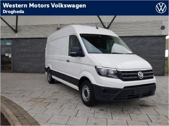 Volkswagen Crafter 35 MWB TRENDLINE 140HP HIGH ROOF TOW BAR