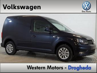 Volkswagen Caddy HIGHLINE 102HP STARLIGHT BLUE