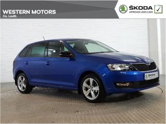 Skoda Rapid SB AMBITION 1.0TSI 95HP