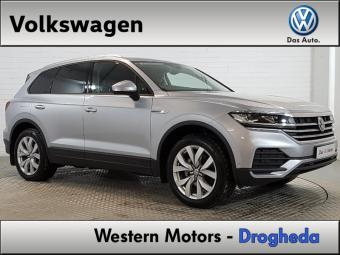 Volkswagen Touareg 3.0 TDI 4M 231HP 4DR A