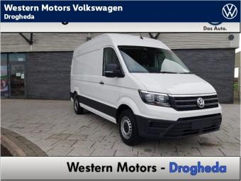 Volkswagen Crafter 4MOTION MWB HI-ROOF 177HP HIGHLINE