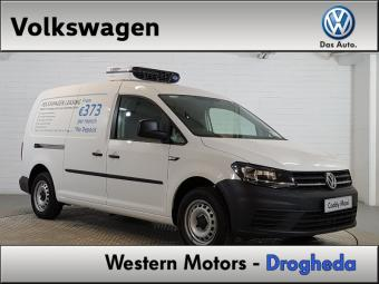 Volkswagen Caddy Maxi FRIDGE VAN