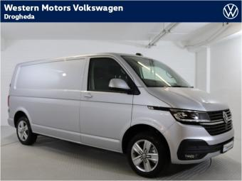 Volkswagen Transporter T6.1 150HP HIGHLINE IMMEDIATE DELIVERY