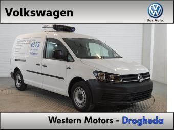 Volkswagen Caddy Maxi WITH FRIDGE UNIT