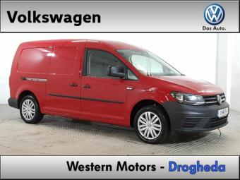 Volkswagen Caddy Maxi 2.0TDI 102HP