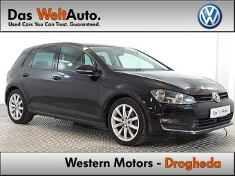 Volkswagen Golf Highline 1.6TDI  5DR 110HP