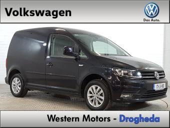 Volkswagen Caddy Highline TDI 75HP