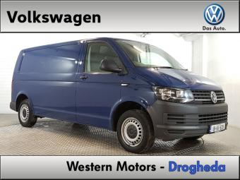 Volkswagen Transporter LWB 150HP AIR CON
