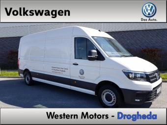 Volkswagen Crafter T 35 LWB 144HP M6F 5DR