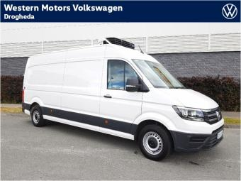 Volkswagen Crafter 177HP TREND FRIDGE/FREEZER SPEC