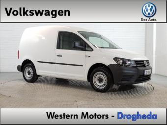 Volkswagen Caddy EX DEMO GREAT VALUE