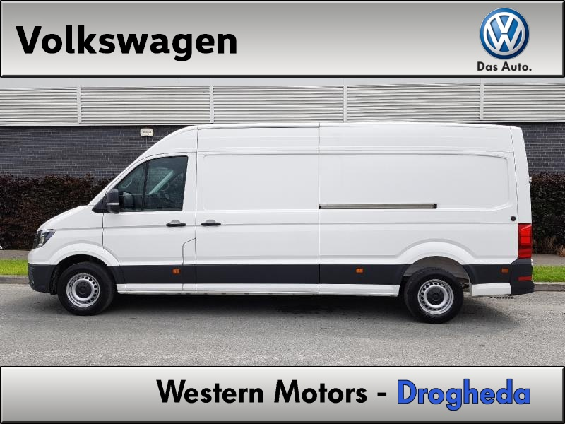 Volkswagen Crafter ORDER YOUR NEW 2021 CRAFTER