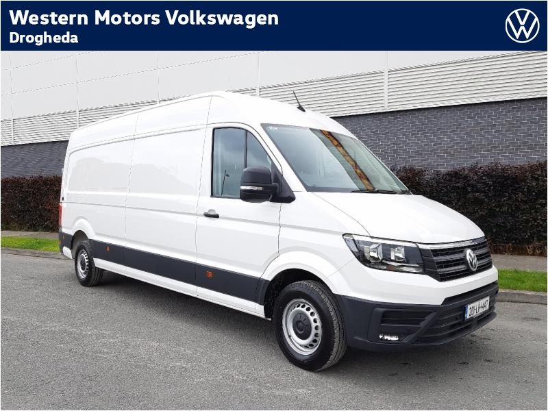 Volkswagen Crafter IN STOCK FOR IMMEDIATE DELIVERY