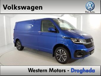 Volkswagen Transporter HIGHLINE 150 HP 17 INCH ALLOYS + SPOILER