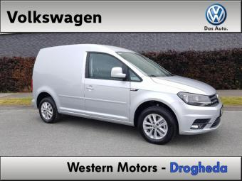 Volkswagen Caddy HIGHLINE 102HP WITH EXTRAS