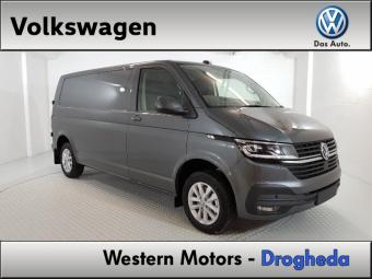 Volkswagen Transporter HIGHLINE 150HP DSG UP TO ++EURO++4000 SCRAPPAGE