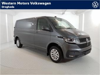 Volkswagen Transporter HIGHLINE 150HP 4MOTION DSG WITH EXTRAS