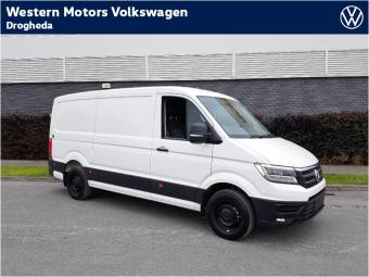 Volkswagen Crafter ORDER NOW FOR 2021