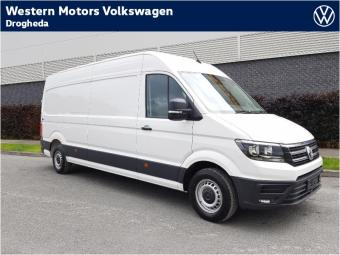 Volkswagen Crafter TREND 140HP WITH EXTRAS IN STOCK