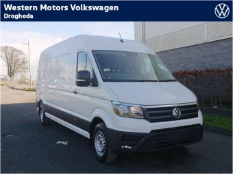 Volkswagen Crafter LWB TREND 140HP WITH EXTRAS IN STOCK