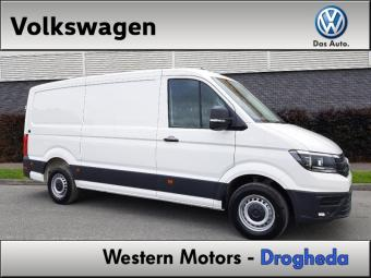Volkswagen Crafter UP TO ++EURO++5000 SCRAPPAGE 140HP TREND + EXTRAS