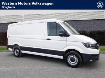 Volkswagen Crafter TRENDLINE WITH TWIN SLIDING DOOR