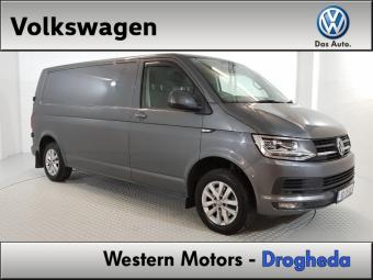 Volkswagen Transporter HIGHLINE 150HP DSG WITH LED HEADLAMPS