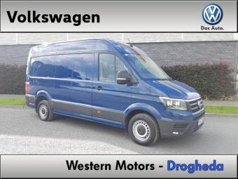 Volkswagen Crafter TREND MWB HIGH ROOF 140HP