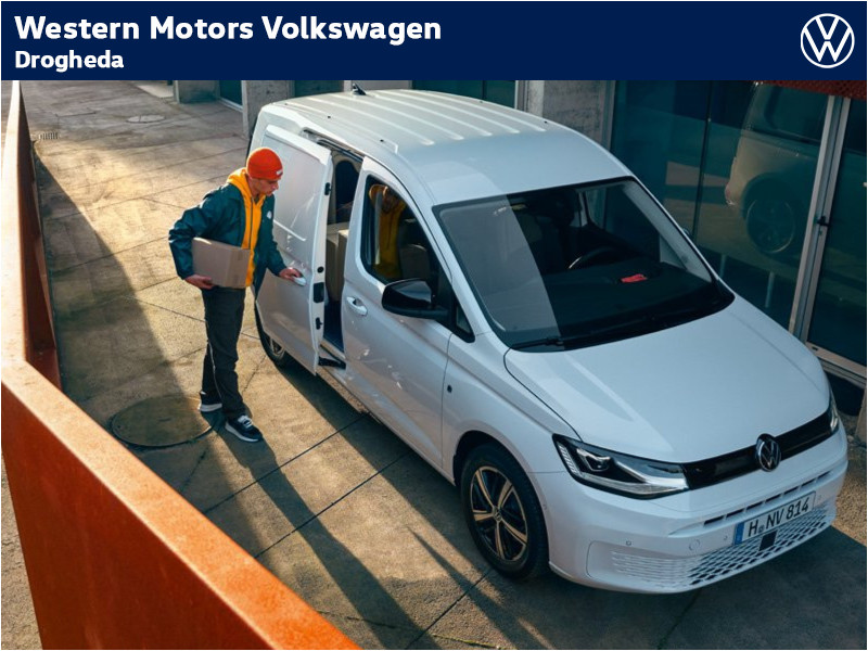 2021 Volkswagen Caddy CADDY 5 NEW FOR 2021   Western ...