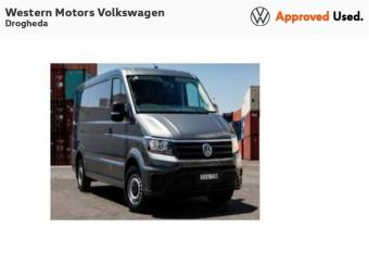 Volkswagen Crafter 4MOTION 177HP HIGHLINE INDIUM GREY