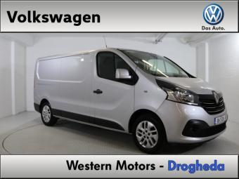 Renault Trafic LWB DCI 125 SPORT A/C AND ALLOYS