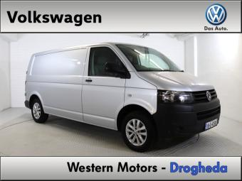 Volkswagen Transporter T30 140HP A/C AND ALLOYS