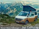 Volkswagen California ORDER YOUR NEW CALIFORNIA FOR 2021