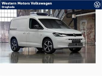 Volkswagen Caddy 2021 CADDY FRIDGE