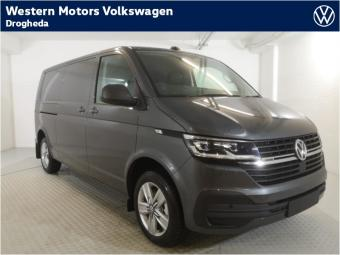 Volkswagen Transporter 200HP 4MOTION DSG WITH EXTRAS