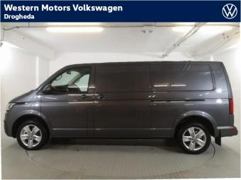 Volkswagen Transporter HIGHLINE 4MOTION DSG WITH EXTRAS