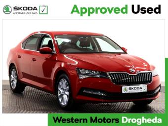 Skoda Superb AMB 2.0TDI 150HP 4DR