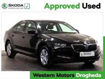 Skoda Superb ACT 1.6TDI 120HP DSG 4D